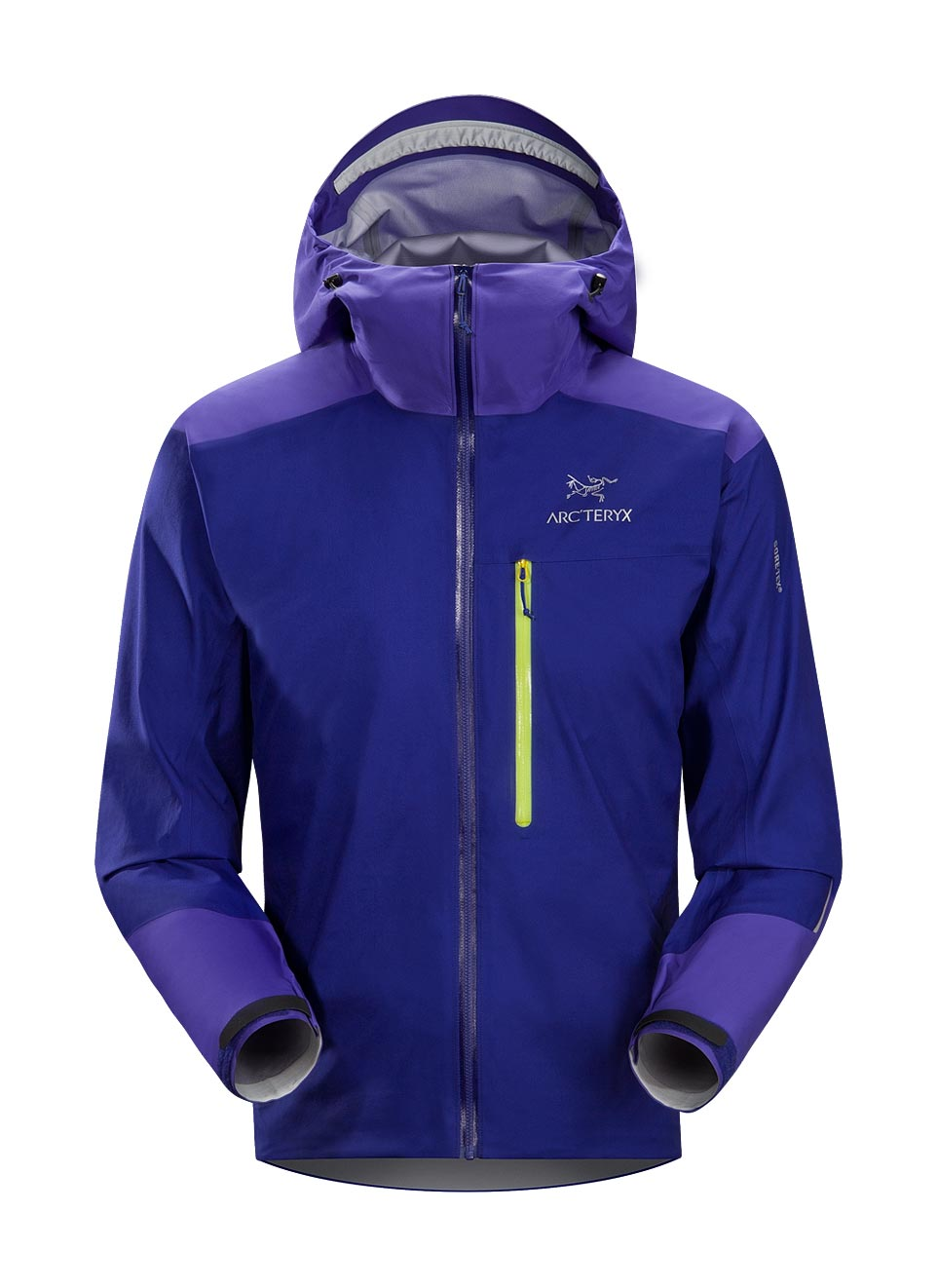 Arcteryx Squid Ink Alpha FL Jacket