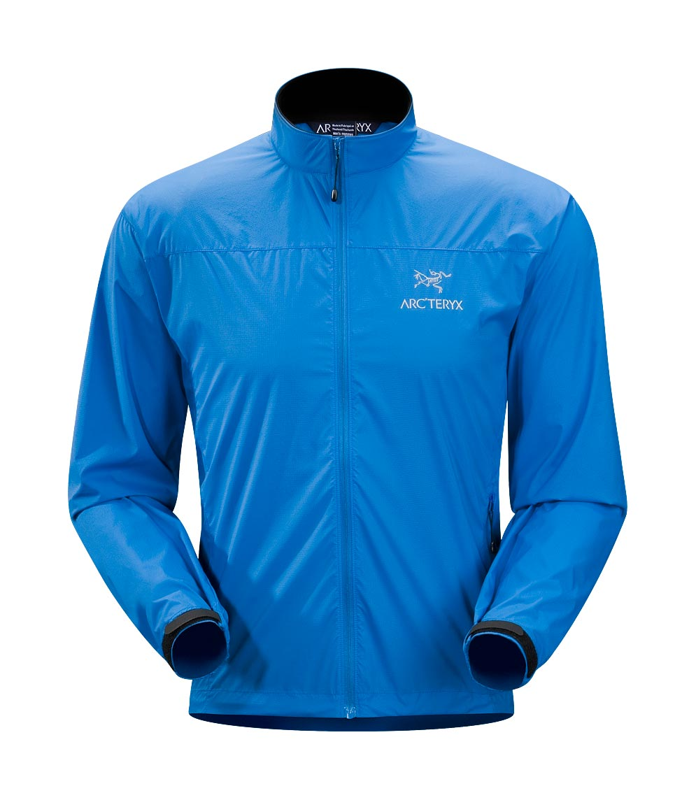 Arcteryx Miro Blue Celeris Jacket